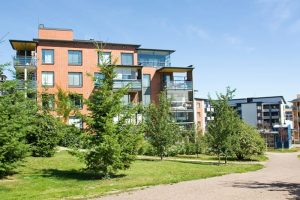 Insurance for multi-building estates for property managers