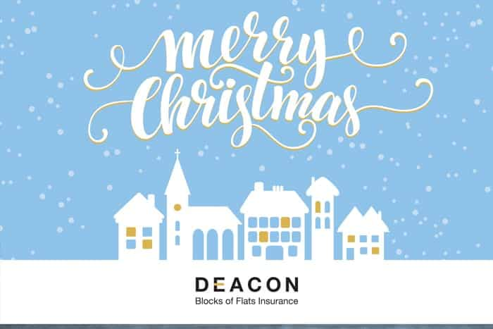 merry christmas from deacon